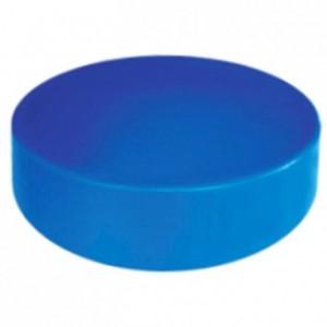 Choping block blue Ø 450 mm