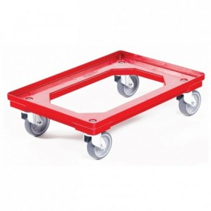 Container trolley 610 x 410 x 170 mm
