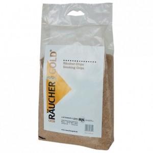 2,5 kg bag of beech sawdust