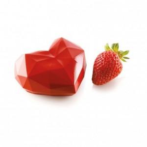 Amorini Origami silicone mould 74 x 84 x 35 mm