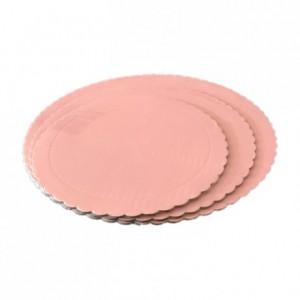 PastKolor cake board baby pink round Ø20 cm
