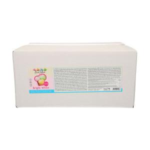FunCakes Fondant Bright White Vanilla -12,5 kg