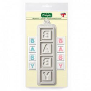 Katy Sue Mould - Baby Blocks