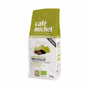 Organic coffee beans Mexico 1 kg