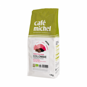Organic coffee beans Colombia 1 kg