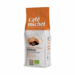 Organic ground coffee Peru 250 g