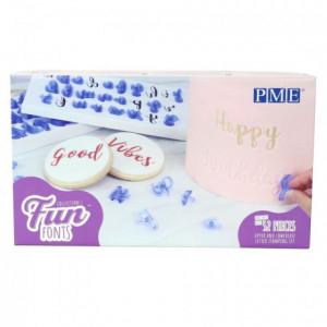 PME Fun Fonts Alphabet - Collection 1