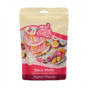 FunCakes Deco Melts - Yoghurt Flavour- 250g