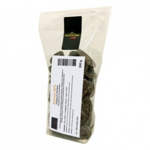 Abinao 85% dark chocolate Blended Origins Grand Cru beans 200 g
