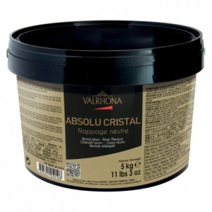 Absolu Cristal crystal-clear neutral glazing 5 kg