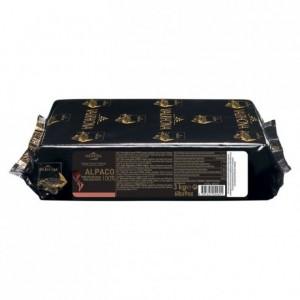 Alpaco 100% pure cocoa paste Single Origin Grand Cru Equador blocks 3 kg
