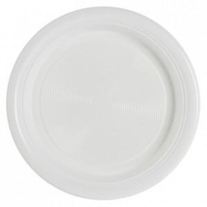 Rigid plate Ø 220 x 25 mm (600 pcs)