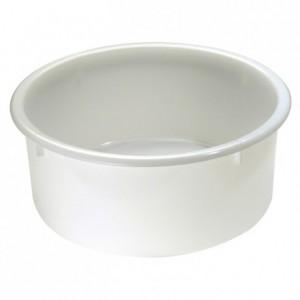 Round dough container 20 L