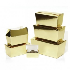 Gold collection ballotin 125 g (25 pcs)