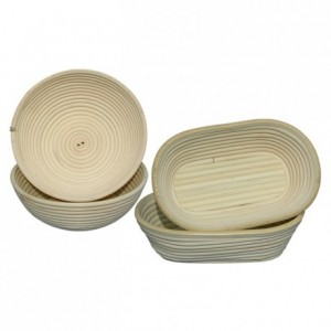 Country bread basket round  Ø 260 mm