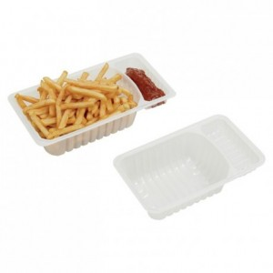 French fries container 50 cL (800 pcs)