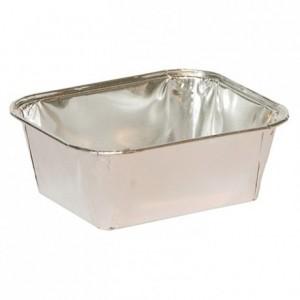 Container aluminium mould BA 350 R L 120 mm (100 pcs)