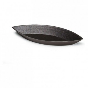 Boat-shaped plain mould non-stick 60x20 mm (pack of 12)