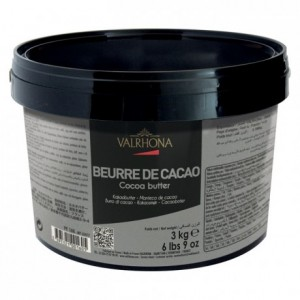 Cocoa butter 3 kg