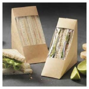 3-Club sandwich box (500 pcs)