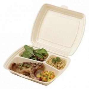 3 compartments box (200 pcs)