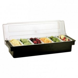 Spice box 6 containers
