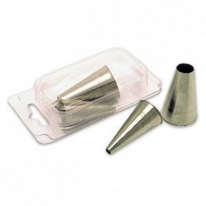 6 plain tube box stainless steel