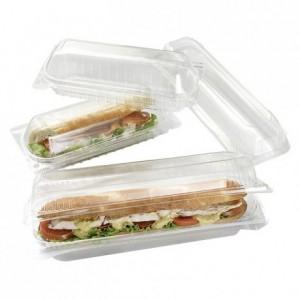 Baguette sandwich box L 310 mm (375 pcs)