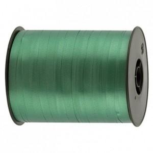 Gift wrap ribbon green 500 m x 7 mm