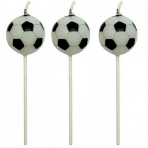 PME Candles Football Pk/4