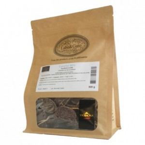 Caraïbe 66% dark chocolate Blended Origins Grand Cru beans 500 g