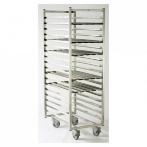 18 bread tray trolley Optimo