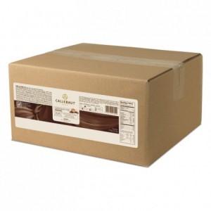Milk chocolate chunks 8x8x6 mm 10 kg