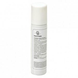 Spray food pearly silver colouring 100 mL