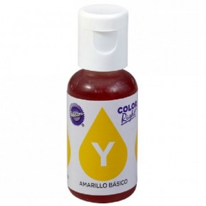 Wilton Color Right Food Color Yellow 19ml