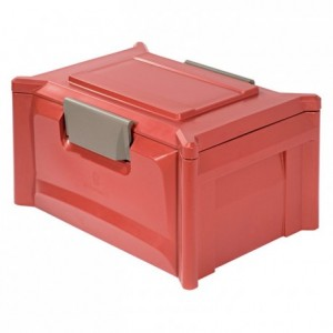 Insulated box top opening Sherpa D2 without basket