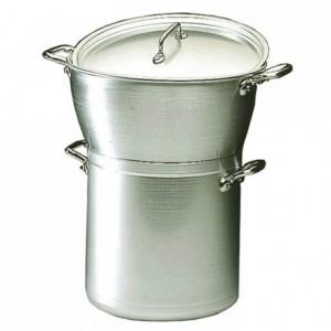 Couscous pan Classe Alu with lid Ø 360 mm