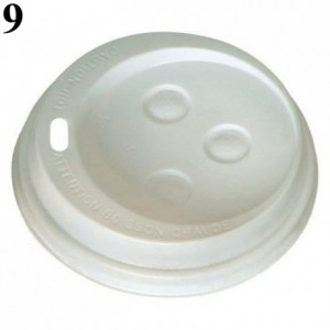 Lid for Mondial hot drink tumbler Ø 73 mm (2000 pcs)