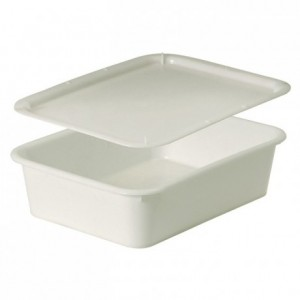 Lid for rectangular dough container ref 51050, 510505