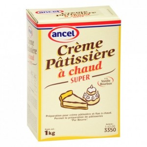 Crème pâtissière Super powder 1 kg