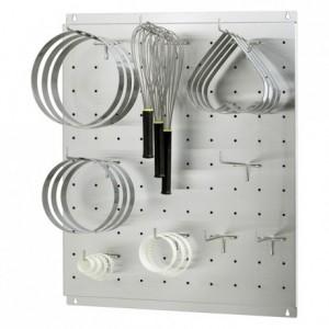 Hooks for ustensil wall rack L 200 mm (3 pcs)