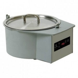 Additional stainless steel bowl, 12 L