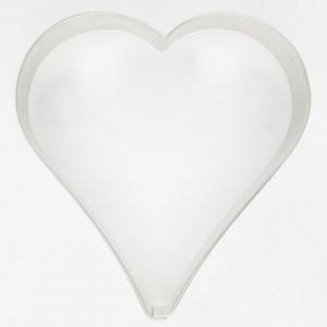 Cookie Cutter Heart 10 cm
