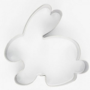 Cookie Cutter Hare 6 cm