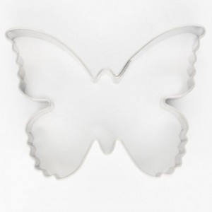Cookie Cutter Butterfly 5,5 cm