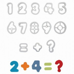 PME Number Cutter Set/13