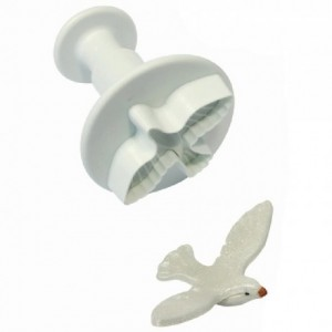 PME Dove Plunger Cutter Small