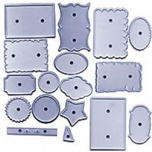 JEM 4 Plaque cutter set