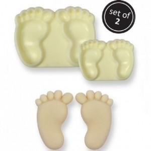 JEM Easy Pops Baby Feet Set/2
