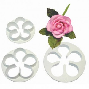 PME 5 Petal Cutter Set/3 Large